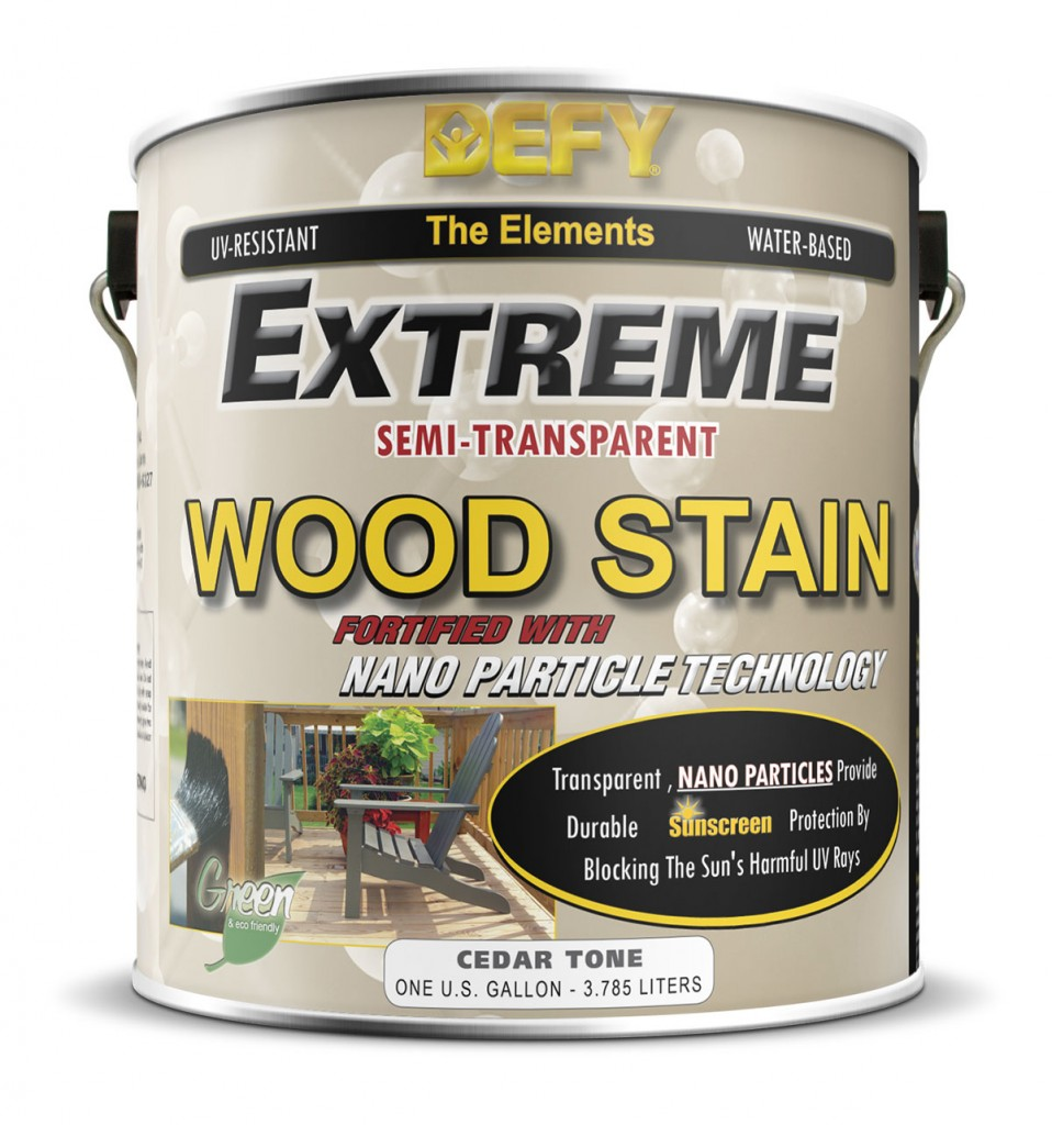 Defy Extreme Stain 1 Gallon