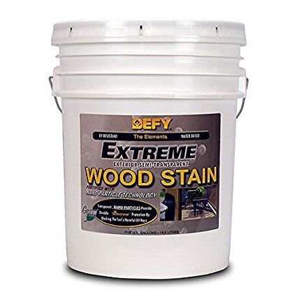 Defy Extreme Wood Stain 5 Gallon