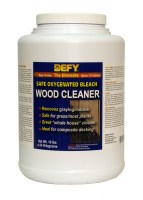 Defy Wood Cleaner 10 Pounds