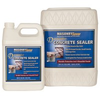 Masonry Saver Decorative Concrete Sealer 1 Gallon